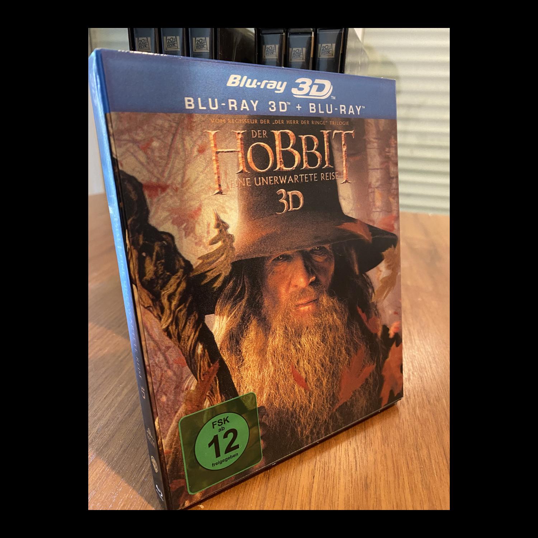 Hobbit 1 Bluray