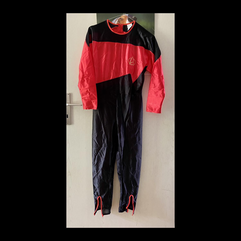 Star Trek TNG Uniform für Kinder (152)
